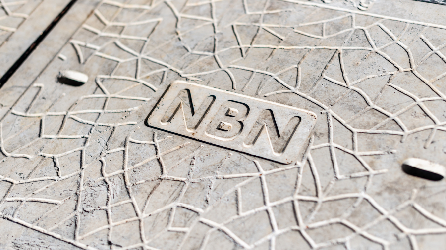 How do I connect to the nbn™ network?