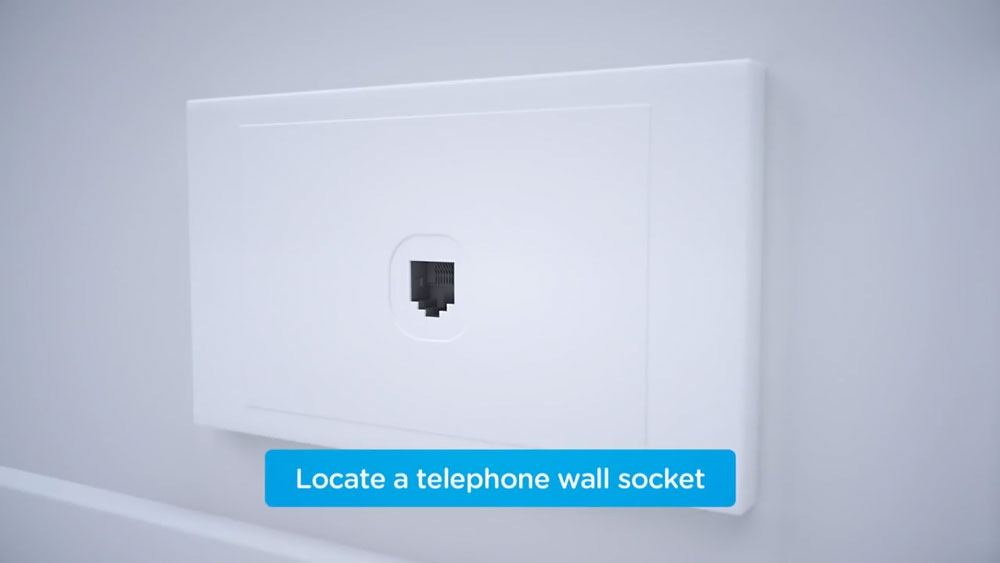 Locate A Telephone Wall Socket