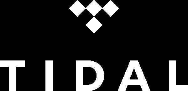 Tidal Logo Lg