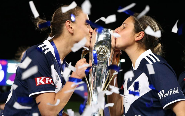 melbourne victory and MATE